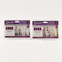 Die'sire Create a Card Dies - Decorative Edges Set 1 & 2 - 8 in D-409476