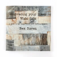 Inventors Asylum Embracing Your Inner Wabi Sabi Book-413293