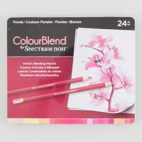 Spectrum Noir ColourBlend 24 Pencils - Florals-415031