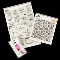 Craftwork Cards Sophisticate USB, A4 Stamp Set and Embossing Fold-417113