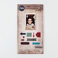 Sizzix® Thinlits™ Set of 11 Dies - Pocket Frame by Tim Holtz-417160
