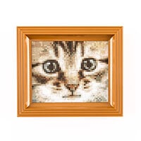 Pixelhobby UK Animal Kit with Frame-420396