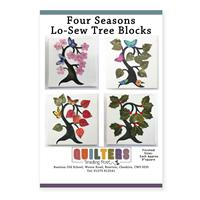 Quilter's Trading Post 4 Seasons Lo-Sew Trees Kit-421424