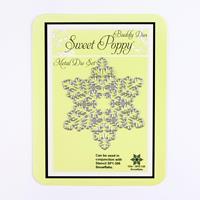 Sweet Poppy Stencils Outline Buddy Die-421429