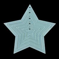 Kallosphere Star Template Set x 5 Shapes-421464
