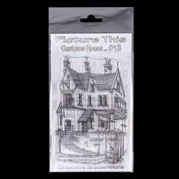 Picture This A6 Stamp - Custom's House-424804