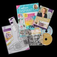 Crafter's Inspiration Magazine - Issue 21 with £50 Worth of Produ-425716