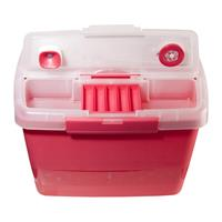 Sewing Online Premium Plastic Caddy Sewing Box - 39cm wide x 27.5-426937