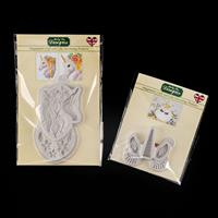 Katy Sue Mini Unicorn, Unicorn Ears, Horn & Lashes Mould-427105