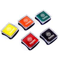 Threaders - Fabric Ink Pads - Red, Orange, Canary, Green & Violet-427124