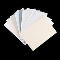 Deluxe Paper Collection - 200 A4 Sheets - Assorted Colours - 100--429680