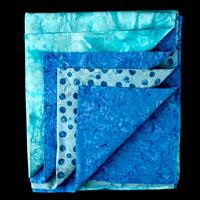 Funky Needle Work Batik by Colour - 4 x 0.5 Metres-430213