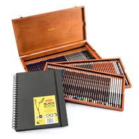 Derwent Limited Edition 120 Piece Collection Box with Free A4 Por-433965