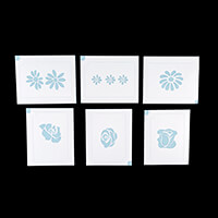 Dinky Screens Set of Stencils-438451