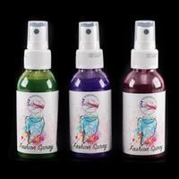 Imagination Craft - Textile Fashion Spray Paint - Leaf Green, Bor-440227