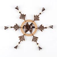 Impressions Crafts Vintage Angel Ornament Kit-440670