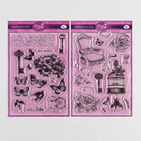 Dawn Bibby Vintage Stamp Collection - Dreams & Memories-442871