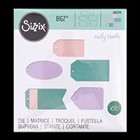 Sizzix® Bigz™ Die - Essential Tags by Emily Tootle-449076