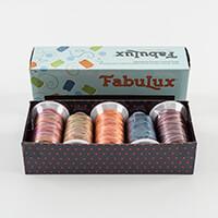 WonderFil™ Fabulux 5 Piece Thread Pack - 700m each Spool - Pick 1-449824