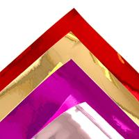 Rosie's 4 x A4 Pick n Mix Mirrored Fabrics Sheets-450004