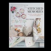Tilly Rose Stitched Memories Book - 15x Projects-452903