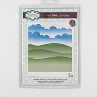 Dies by Sue Wilson Finishing Touches Collection - Stitched Hills -452918