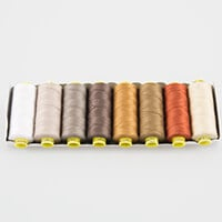 WonderFil™ Spagetti 8 Piece Thread Pack- 200m each Spool-454686