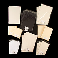 Card & Envelope Set - Assorted Sizes & Colours - 43 Pieces Total-454795