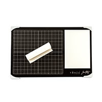 Tim Holtz Glass Mat 14  x 23  and Replacement Mat 7   x 11 -455451