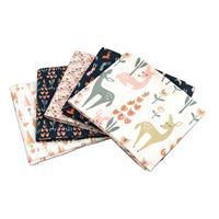 Sewing Online Dwelling  Fat Quarter Bundle containing 5 designs 1-458065