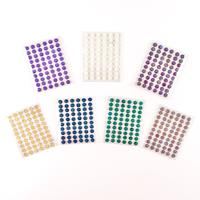 7 Packs of Auora Borealis Sparkle Gems In Assorted Colours - 1x1c-458553