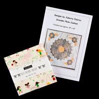 Juberry Fabrics Moda Charm Pack & Pattern Kit-463741