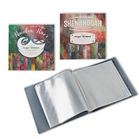 Clarity Designer Parchment Pads Pick-n-Mix - Choose 2 with Bonus -463802