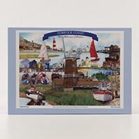Norfolk Coast 1000 piece 48 x 69 cm-465612