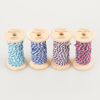 Eleganza Brights Bakers Twine - 15m x 4 Colours-468470
