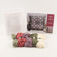 Twilleys of Stamford Long Stitch Cushion Kit - 16