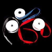 Zips on a Roll - Denim Blue, Red & Grey-472388