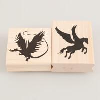 Encaustic Art Rubber Stamps-472602