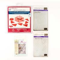 Spellbinders & Couture Creations Die & Embossing Folder Collectio-473715