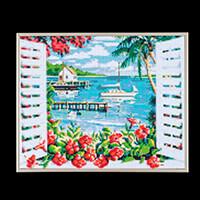 PixelHobby Window View Kit -  9 x Baseplates & 158 x Pixelsquare -475162