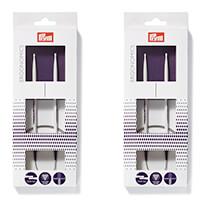 Prym Ergonomics Circular 80cm Knitting Needle Set - 10mm / 12mm-478010