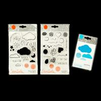 Tonic 2 x Stamp Sets - Reach For The Stars & It's Party Time With-480419