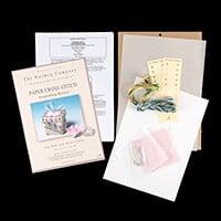 Nutmeg Exploding Box Cross Stitch Kit-483002