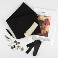 Fabric Affair Steam Punk Top Hat Pin Cushion Kit-483481