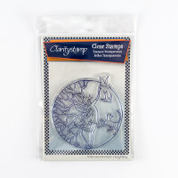 Claritystamp Fine Line Stamp Set and Mask - Fairy Rounds-483955