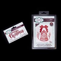 Dies By Sue Wilson Festive Collection - Christmas Bell and Stacke-485382