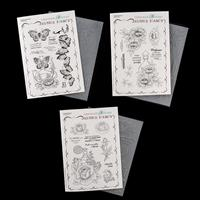 Chocolate Baroque Perfumery A5 Complete Stamp Collection-486085