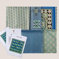 Fabric Freedom Celtic Quilt Kit - Contains 4x0.5 Metre, 1x0.6 Met-489310