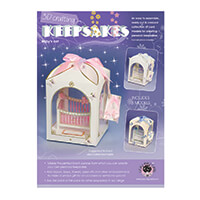 Scary Mary Baby's Cot Keepsake Kit - 3 Pack-492875