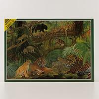 Rainforest Cats 1000 piece 48 x 69 cm-494610